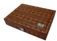 Подарочный набор Cohiba (гильотина,зажигалка,хьюмидор на 5 сигар)