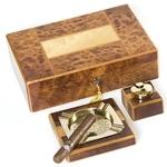 Подарочный набор для курения сигар Giglio