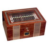 Хьюмидор на 100 сигар с цифровым гигрометром AFN-H101D