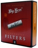 Трубочные фильтры Big Ben 40 шт.