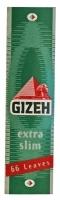 Бумага для самокруток Gizeh Green Slim