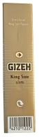 Бумага для самокруток Gizeh King Size Slim