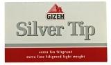 Бумага для самокруток Gizeh Silver Tip