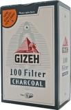Фильтры для самокруток Gizeh угольные