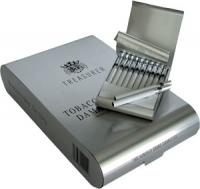 Сигареты Treasurer Silver