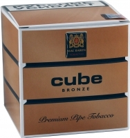 Табак для трубки Mac Baren Cube Bronze Box