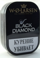 Табак для трубки W.O. Larsen Black Diamond