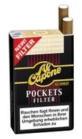 Сигариллы Al Capone Pockets Filter