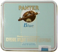 Сигариллы Panter Blue Light