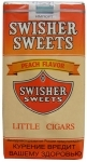 Сигариллы Swisher Sweets Little Cigars Peach