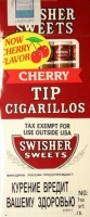 Сигариллы Swisher Sweets Tip Cigarillos Cherry