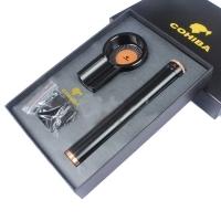 Подарочный набор COHIBA (пепельница,туба,чехол для тубы)