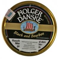 Табак для трубки Holger Danske Black and Bourbon Box