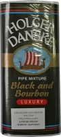 Табак для трубки Holger Danske Black and Bourbon