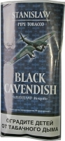 Табак для трубки Stanislaw Black Cavendish