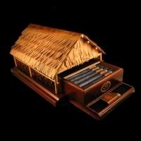 Подарочный хьюмидор с сигарами La Flor Dominicana Casa de Tobaco