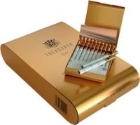 Сигареты Treasurer Mild Gold